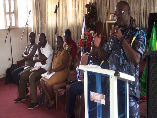 Suame Magazine stakeholders sensitized on paperless process