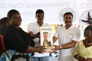 Binatone, Aunt Bina's Kitchen Celebrates International Chef Day