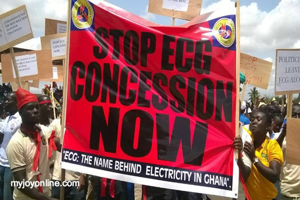ECG workers will not be affected by privatization - Akufo-Addo