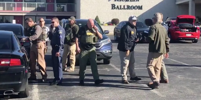 Politics: Manhunt underway for gunman who killed 3 in Maryland and shot 1 in Delaware