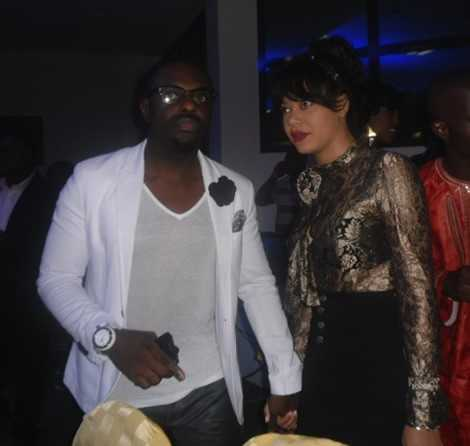 My relationship With Nadia Buari Was For Business - Jim Iyke
