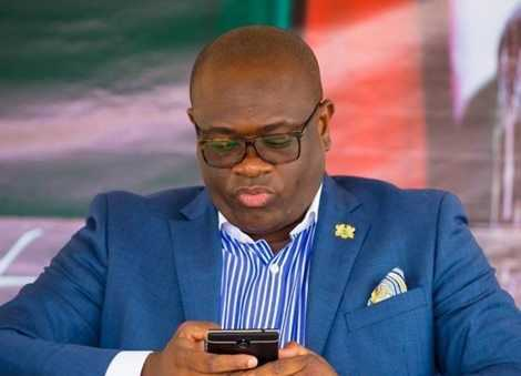 NDC Had 200 Cars For Journalists