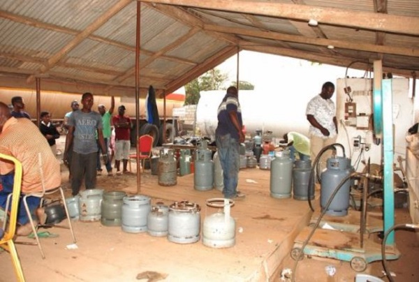 NPA closes down 36 LPG stations
