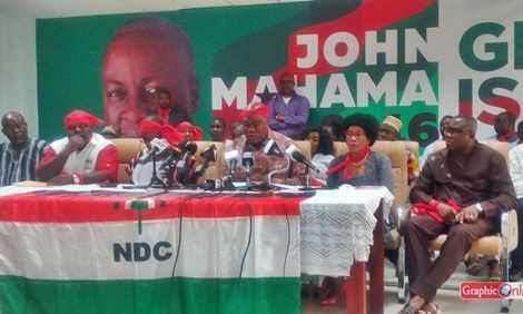 Botchwey Report Dazes NDC