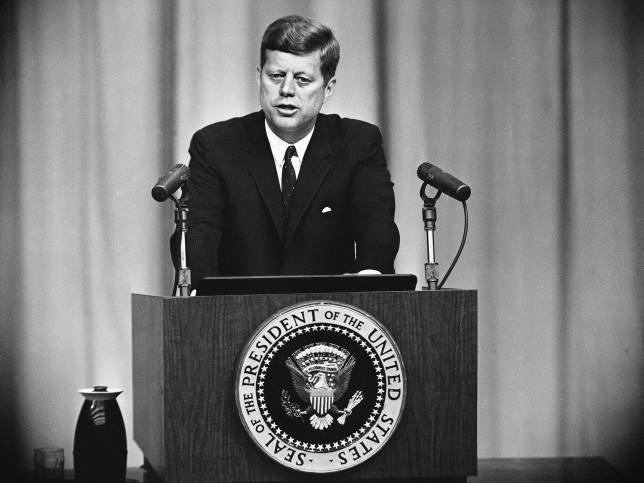 Politics: Trump says he'll allow the release of more than 3,000 classified JFK files — here's what you need to know