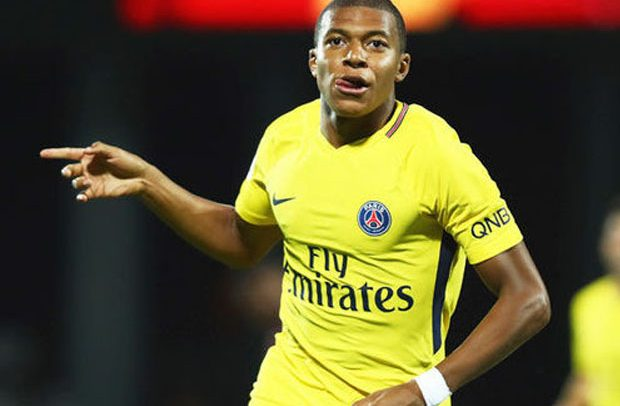 Mbappe Is Highest Scoring Teenager