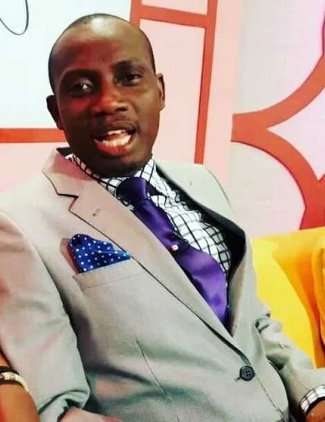 SP Kofi Sarpong, Others Irrelevant In Gospel Music industry - Counselor Lutterodt