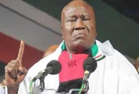 NDC: Kwesi Botchwey Committee report Brouhaha is Self Inflicted