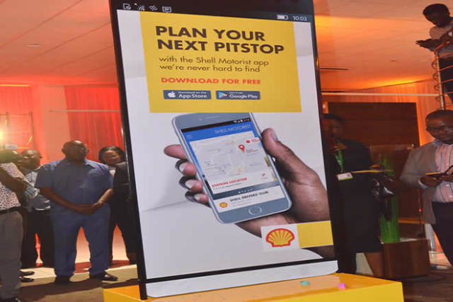 Driving made fun as shell launches a new App