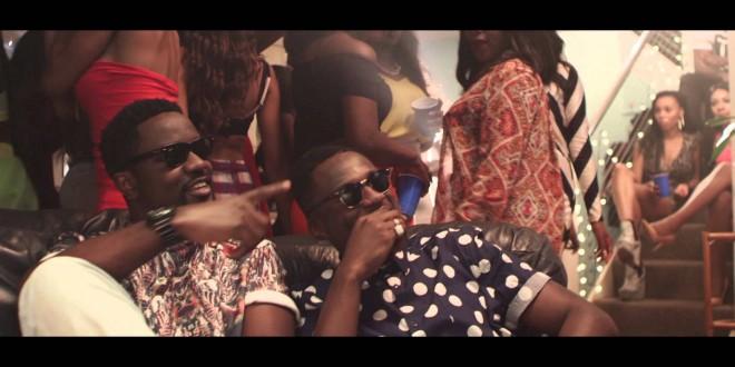 Joey B – Tonga ft Sarkodie (Official Video)