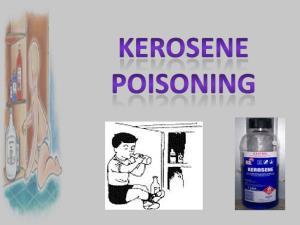 How To Manage Kerosene Poisoning