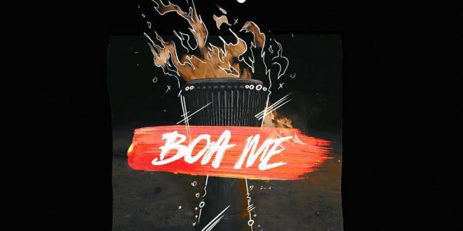 Fuse ODG – Boa Me ft Ed Sheeran x Mugeez (Official Video)