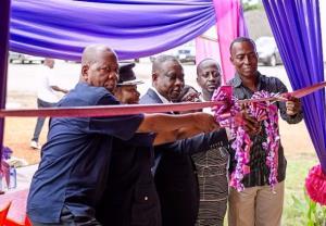 Appolonia Rehabilitates Community School