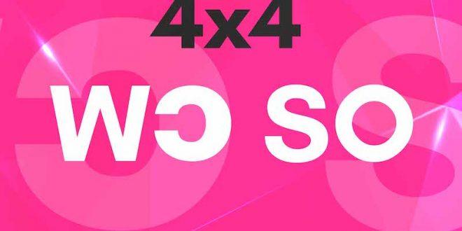 4×4 – Wɔ So (Prod. by MOG Beatz)
