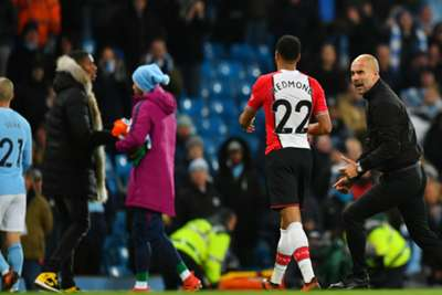 He was aggressive but complimentary – Redmond corroborates Guardiola claims