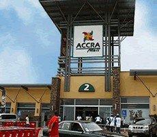 GRA invasion unfortunate - Accra Mall