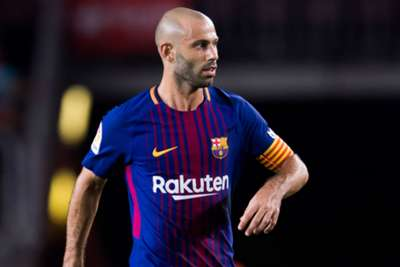 Mascherano to learn from Liverpool exit as Barca stay nears end