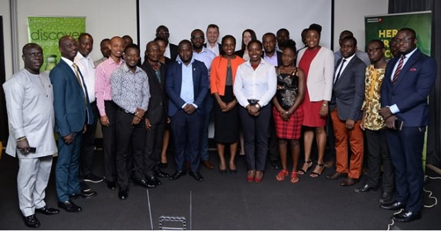 New Guinness Ghana MD lauds media's contribution to national dev't