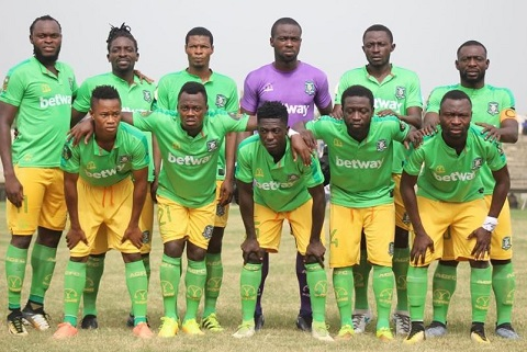 CAF CC: Aduana poised for maiden win against AS Vita Club