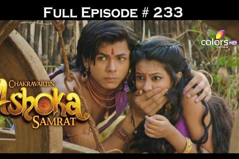 Ashoka Samrat Episode 233--234 Update on Monday 22nd April 2019
