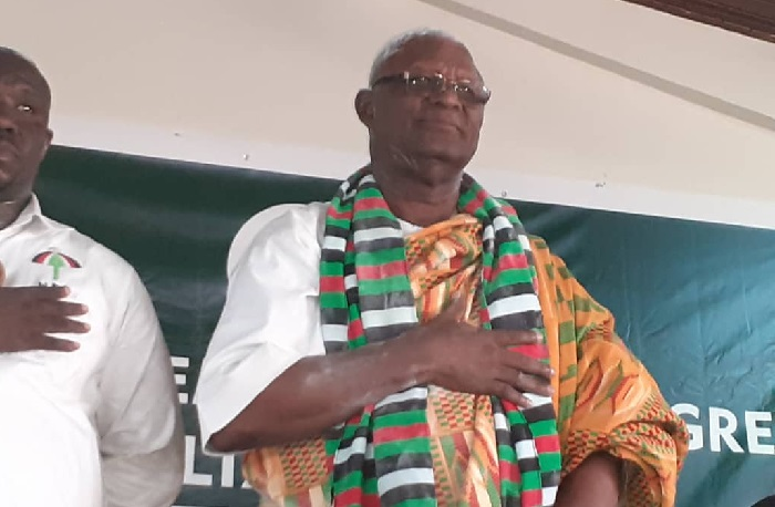 Ametefe Is Volta NDC Chairman