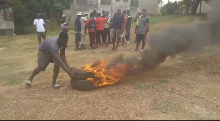 NDC On Rampage Over Vigilante killing