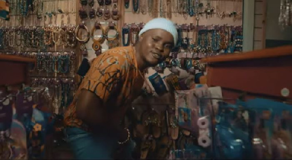 Street Ajebutter opens 2020 with 'Ghana Jollof' official music video