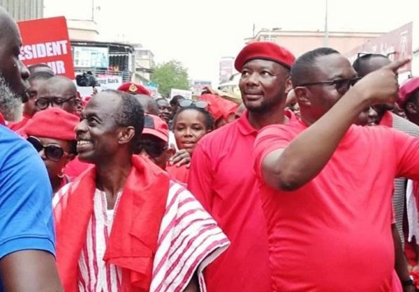 PNC divided; Bernard Mornah, others to be sanctioned for participating in 'Tikusiya' demo