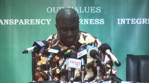 Advise Dr Bossman Asare on how to talk - Allotey Jacobs to EC commissioners
