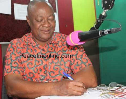 New Voters' Register: NDC plotting to reject election 2020 results - Sam Payne