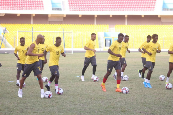 GFA appoints 5-member national team's review committee