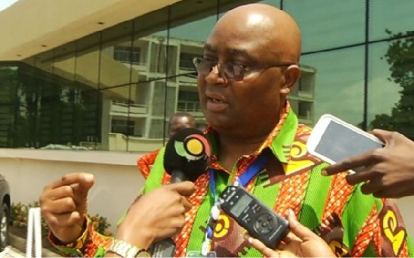 Go to court! - Ben Ephson advises parties, groups against new voters' register