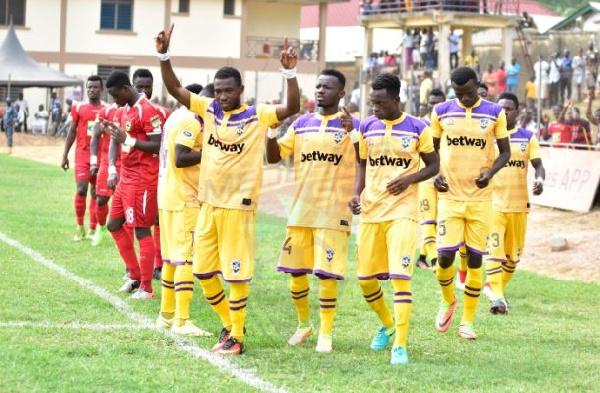 Medeama name 18-man squad to battle Asante Kotoko in Ghana Premier League cracker