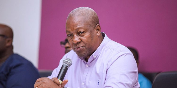 Seven promises John Mahama has made to Ghanaians ahead of 2020 Polls