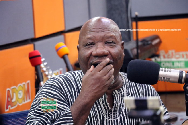 New Voters' Register: Stop attacking EC – Allotey Jacobs tells NDC