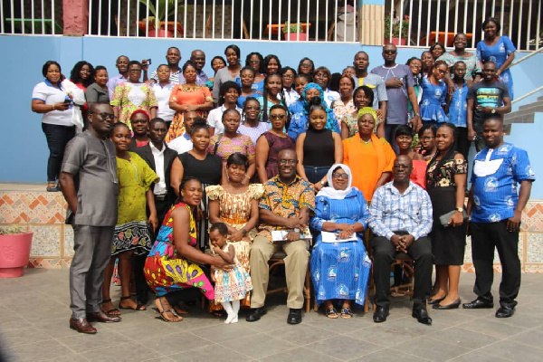 NARM Ghana holds leadership training for executives