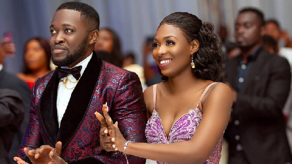 Fadda Dickson shares story of how Tracy initially declined to date Kennedy Osei