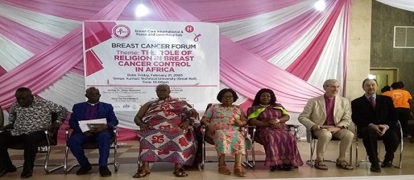 Breast cancer: Direct your members to seek medical treatment - Religious leaders told