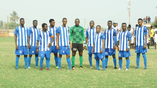 2019 MTN FA Cup: Emmanuel FC thump Uncle T United to book Round of 32 berth