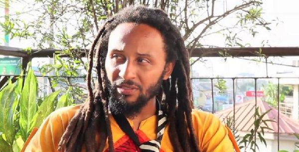 'We learnt from Europe' – Wanlov the Kubolor jabs German Ambassador to Ghana