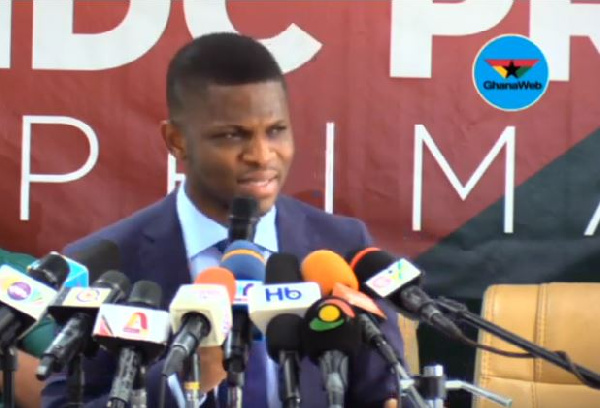 NDC holds presser on 'havoc of failed galamsey fight' today