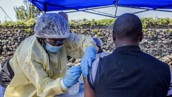 Ghana, Dr Congo, Burundi and Zambia licence new Ebola vaccine