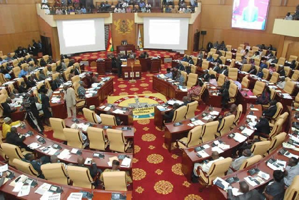 Parliament set to receive President's message on the State of the Nation