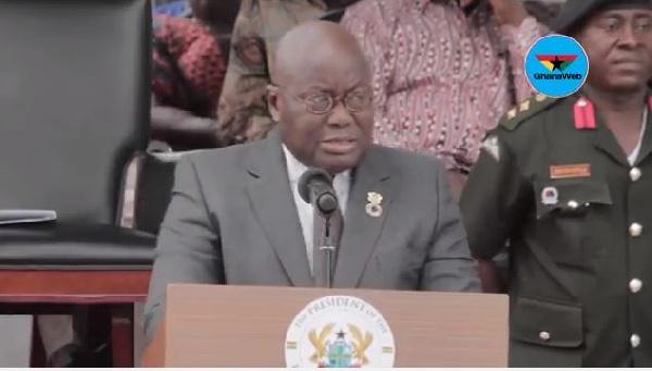 Coronavirus: Call EC, NIA to order – CHRAJ to Akufo-Addo