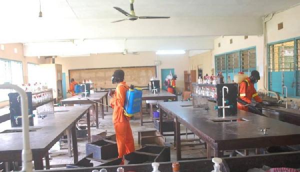 SEMA fumigates markets to avoid spread of coronavirus