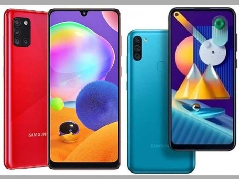 Samsung Announces Two Incredible Devices: Galaxy A31 and M11