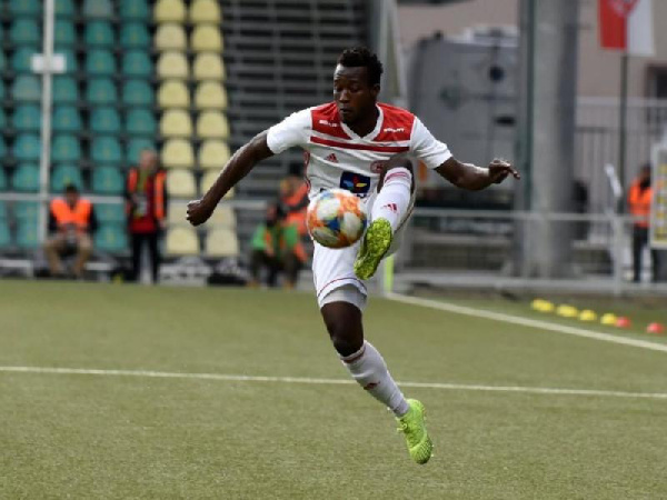 In-demand Osman Bukari bags 11th league goal as Trencin stroll past FK Senica
