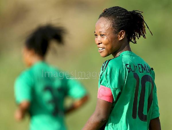 Use women's football as curtain raisers for men's league matches- Samira Suleman tells GFA