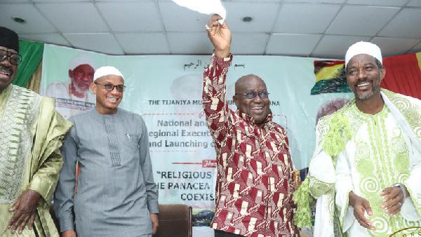 Nana Addo's love for Zongo communities is overwhelming - Zongo Youth patriot