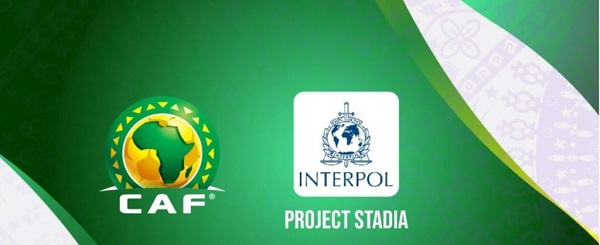 CAF holds first meeting with Interpol Project Stadia